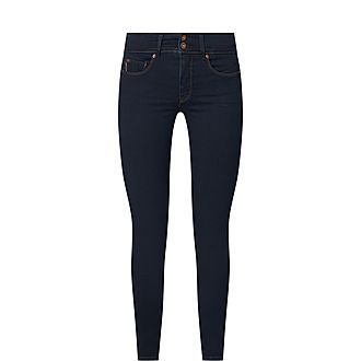 Secret Push In Skinny Jeans