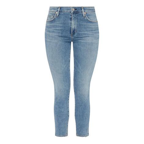 Rocket Cropped Jeans, ${color}