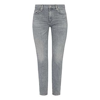 Harlow High Rise Skinny Jeans