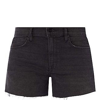 Le Brigette Raw Edge Shorts
