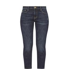 Le Garçon Cropped Jeans
