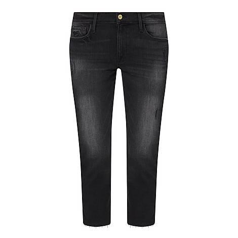 Le Garcon Crop Jeans, ${color}