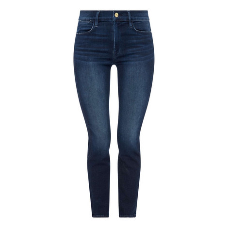 Le High Rise Skinny Jeans, ${color}