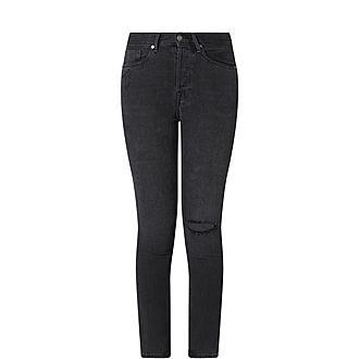 Distressed Le Original Skinny Jeans