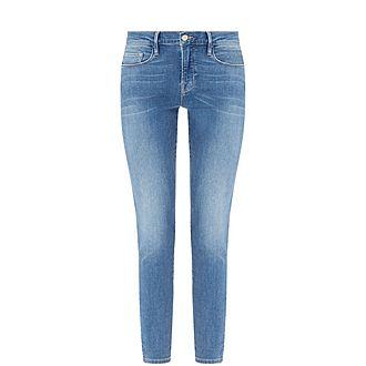 Jeanne Cropped Skinny Jeans