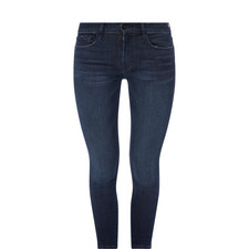 Le Sky Cropped Jeans