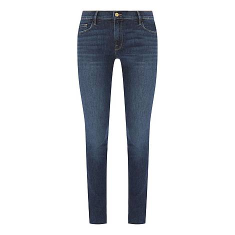 Jeanne Raw Edge Jeans, ${color}