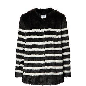 Jerry Faux Fur Coat