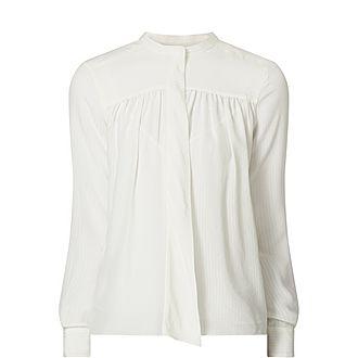 Volume Striped Shirt