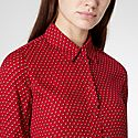 Long Sleeved Blouse, ${color}