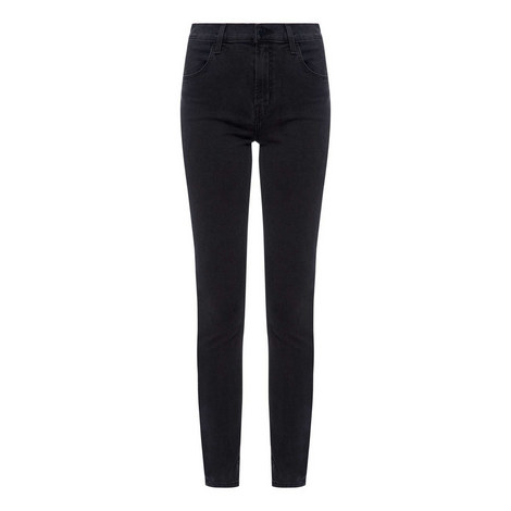 Maria High Rise Super Skinny Jeans, ${color}