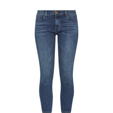 835 Mid Rise Cropped Jeans