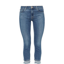 835 Mid-Rise Cropped Jeans
