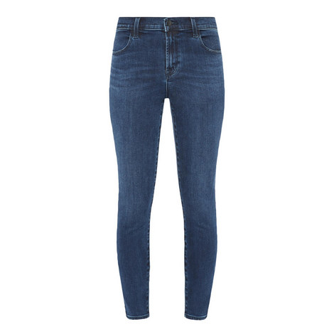 Alana High-Rise Cropped Jeans, ${color}
