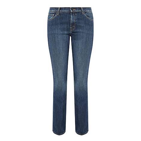 Sallie Bootcut Jeans, ${color}