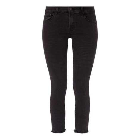 835 Mid-Rise Cropped Skinny Jeans, ${color}