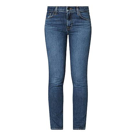 Ruby High Rise Jeans, ${color}