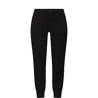 Arkin Zip Jogger Jeans