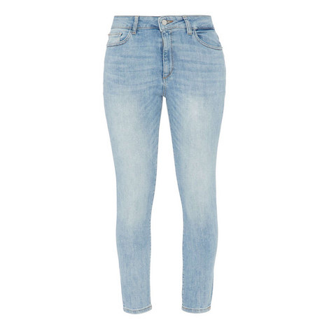 Farrow High-Rise Skinny Jeans, ${color}