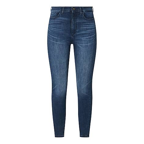 Chrissy Ankle Jeans, ${color}
