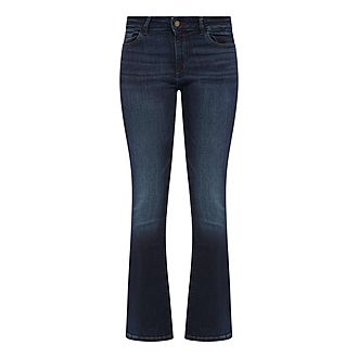 Bridget Peak Boot Cut Jeans