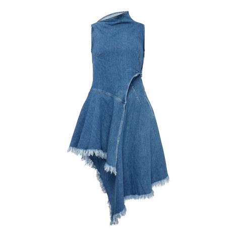 Asymmetric Dress, ${color}