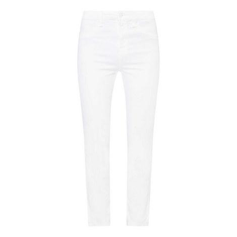Pyper Slim Cropped Jeans, ${color}