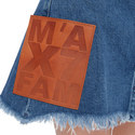 Denim Mini Skirt, ${color}