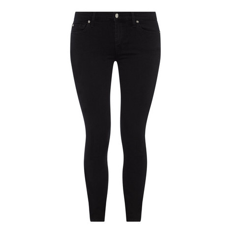 Bair Skinny Cropped Jeans, ${color}