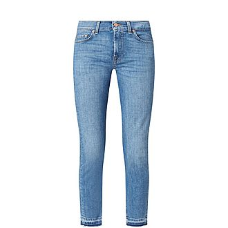 Roxanne Unrolled Jeans