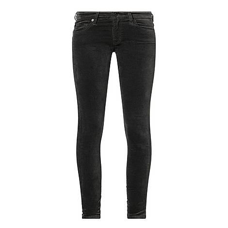 Velvet Skinny Jeans, ${color}