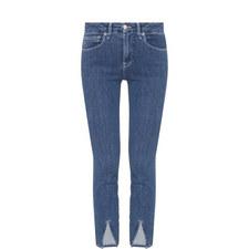 Good Legs Front Slit Jeans