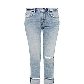 Fling Girlfriend Jeans