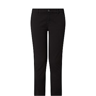 The Confident Cropped Trousers