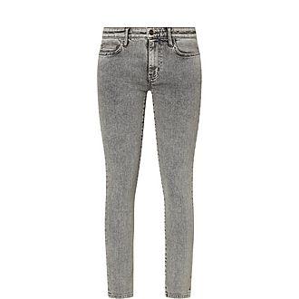 Ankle Stiletto Jeans