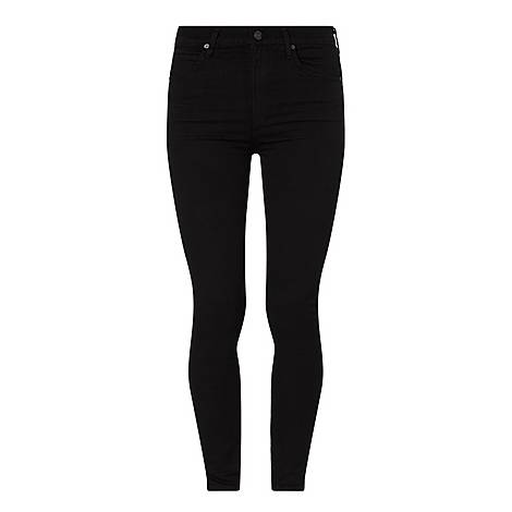 Chrissy Uber High Rise Jeans, ${color}