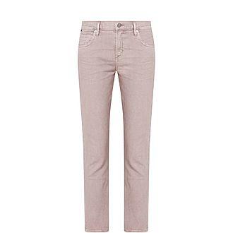 Elsa Slim Cropped Jeans