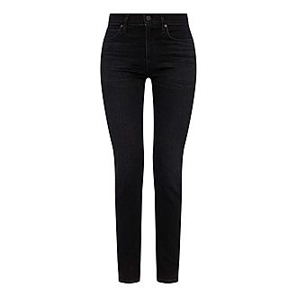 Harlow High-Rise Slim Fit Jeans
