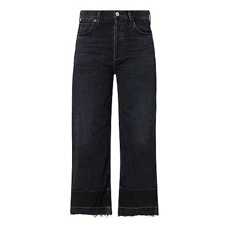Sacha High Rise Jeans, ${color}