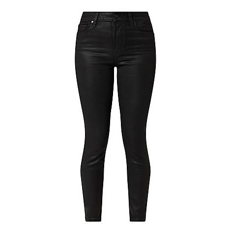 Coated Margot Ankle Jeans, ${color}