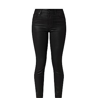Coated Margot Ankle Jeans