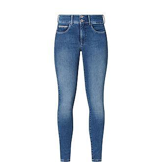 Embellished Secret Skinny Jeans