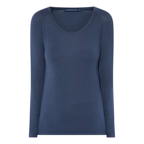 Long Sleeve T-Shirt, ${color}