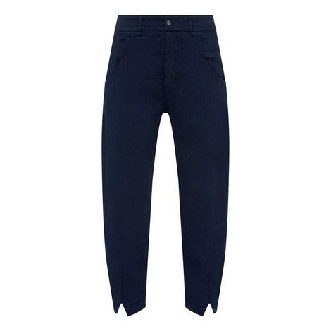 Micro Check Trousers, ${color}