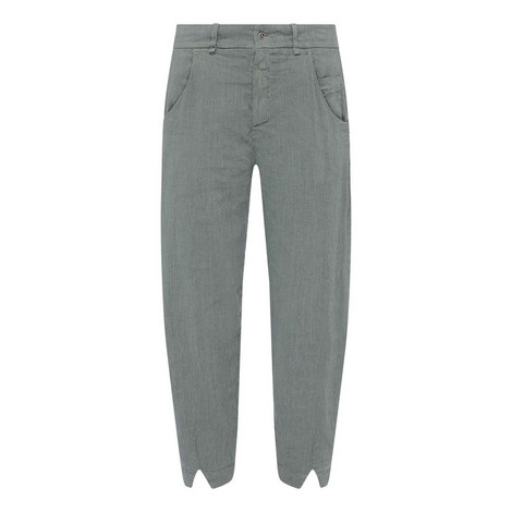 Micro Check Trousers, ${color}