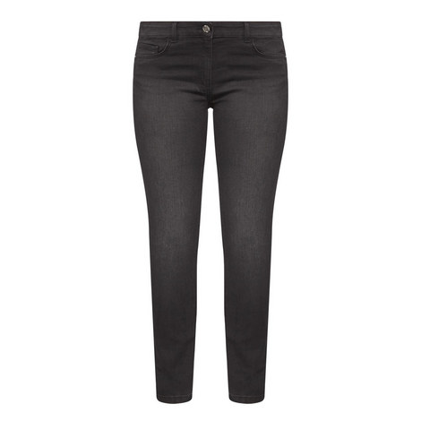 Skinny Fit Trousers, ${color}