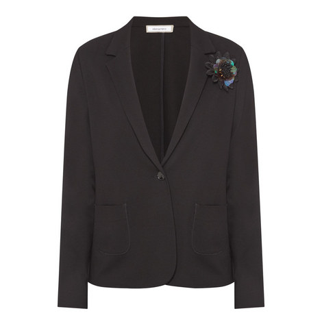 Single-Breasted Blazer , ${color}