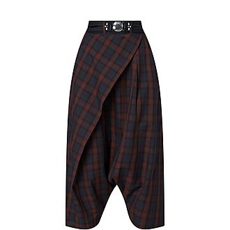 Entrapture Check Trousers