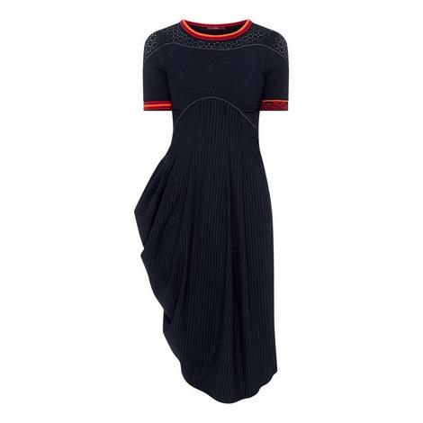 Choreograph Wrap Dress, ${color}