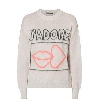 J'adore Mohair Sweater